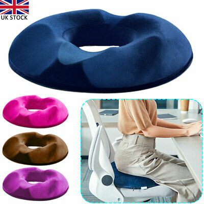 £14.51 • Buy Memory Foam Cushion Comfort Donut Ring Car Chair Seat Pillow Coccyx Pain Relief