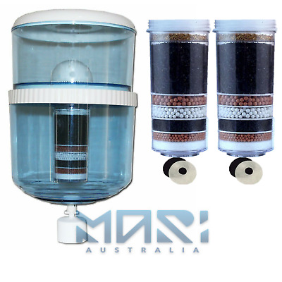 AU89 • Buy Aimex Water Cooler Dispenser Replacement Bottle Set With 8 Stage Filters 20L