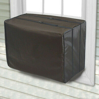 AU27.74 • Buy Window Air Conditioner Protective Cover Case For Outdoor Units-Durable AC Cover