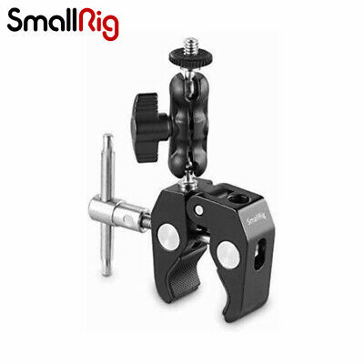£7.81 • Buy SmallRig Multi-Functional Crab-Shaped Clamp With Ballhead Arm For Monitor 2161