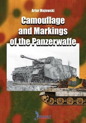 £123.94 • Buy Camouflage And Markings Of The Panzerwaffe