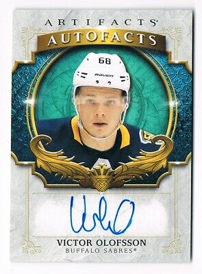 $ CDN6 • Buy 2020-21 Artifacts AutoFacts Auto Facts Autograph Pick From List !!