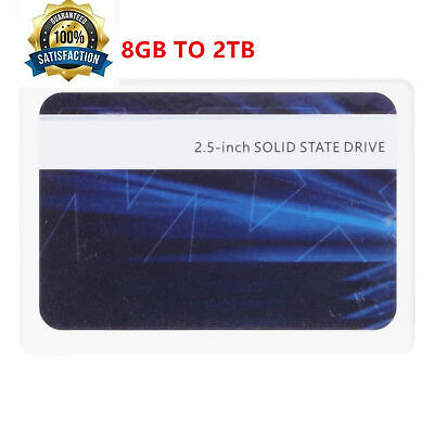 AU41.69 • Buy 1TB 2TB USB External SSD Solid State Drive Portable Mobile Hard Drive 2.5inch