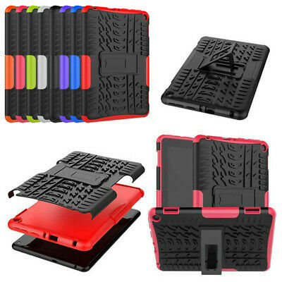 AU17.51 • Buy For Amazon-Kindle Fire HD 8 Plus 2020 10th Gen Rugged Rubber Stand Case Cover