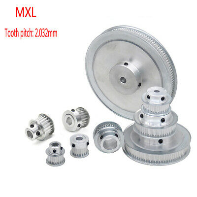 AU3.85 • Buy MXL16-160T Timing Belt Pulley Synchronous Wheel With Step, For 6/10mm Width Belt