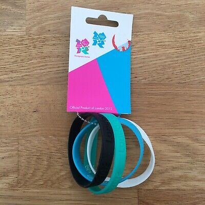 £7.50 • Buy London 2012 Olympic Games Arm Bands - Collectors Item - Official Merchandise NEW