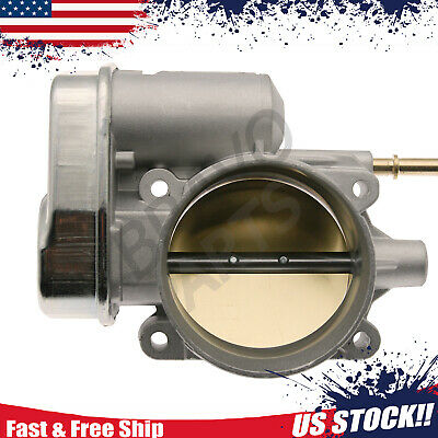 $53.56 • Buy 100% Fit Throttle Body For 03-07 Chevy Trailblazer GMC Canyon Envoy L6-4.2L