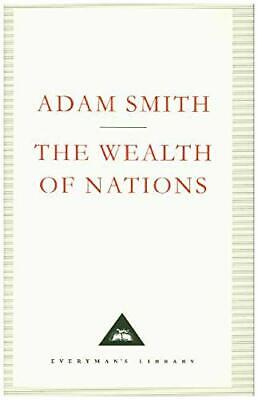 AU28.42 • Buy The Wealth Of Nations (Everyman's Library CLASSICS), Smith 9781857150117 New=-