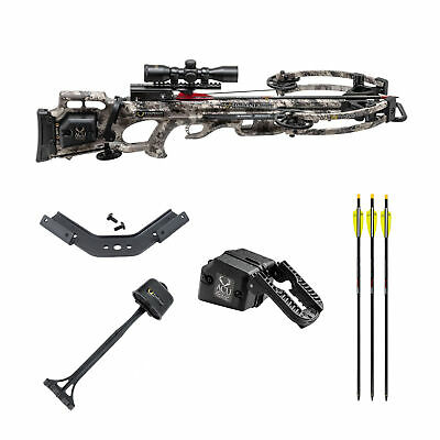 $849.99 • Buy TenPoint Titan M1 370 FPS Crossbow With ProView 3 Scope And ACUdraw Cocking Kit