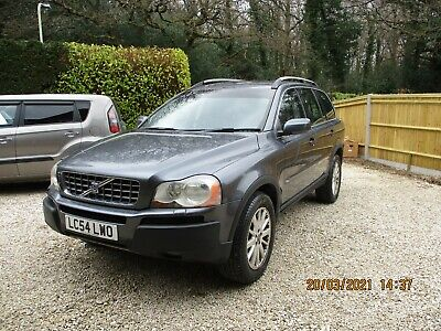 Volvo XC90 D5 163 Executive AWD 2004 7 Seater  • 2,995£