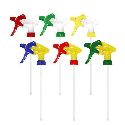 £6.79 • Buy 6pcs Spray Bottle Trigger Nozzle Replacement Plastic Sprayer Heads O5W6