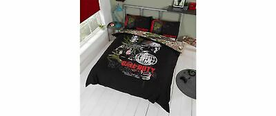 £30.95 • Buy Call Of Duty Double Quilt Cover & 2x Pillowcase Set - Warning COD