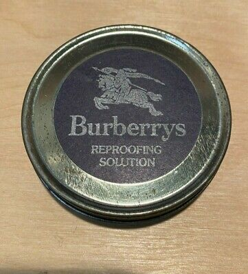 $24.74 • Buy Burberry Reproofing Solution
