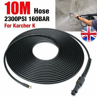 £17.89 • Buy Pressure Washer Sewer Drain Cleaning Hose Pipe Tube Cleaner For Karcher UK NEW!!