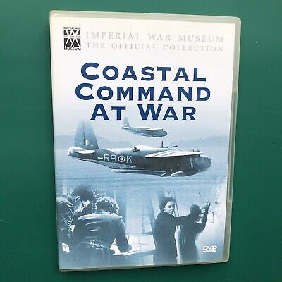 £20 • Buy IWM Collection COASTAL COMMAND AT WAR DVD Imperial War Museum Crown Film Unit R0
