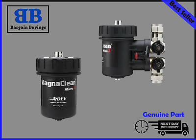 £69.99 • Buy  Adey MagnaClean Professional Micro 2 Magnetic Central Heating Filter 22mm New*