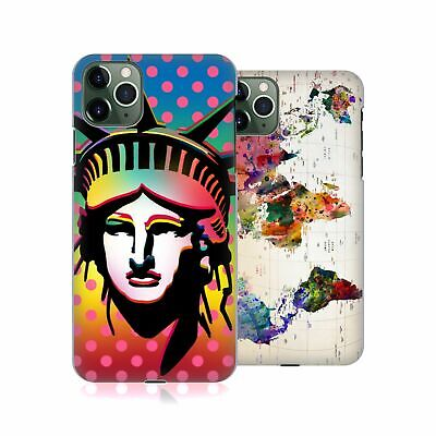 £12.71 • Buy OFFICIAL MARK ASHKENAZI POP CULTURE HARD BACK CASE FOR APPLE IPHONE PHONES