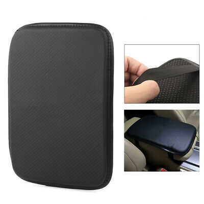 $ CDN11.63 • Buy Center Console Armrest Cushion Mat Pad Cover Fit For Shelby Mustang Carbon Fiber