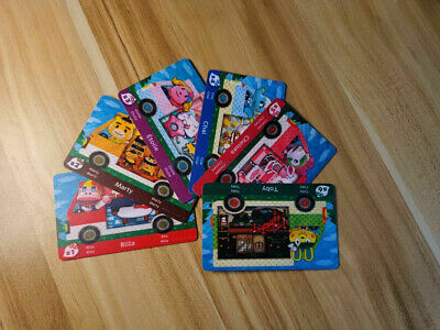 AU18.04 • Buy All 6Pack For Animal Crossing Saniro NFC Amiibo Cards Toby Chai MartyChelsea AU
