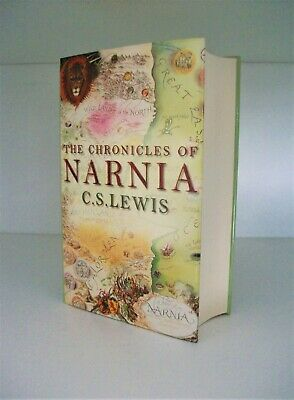 £14.95 • Buy C.S. Lewis 'The Chronicles Of Narnia ' All 7 In 1 Volume - Collins HB 1998  New