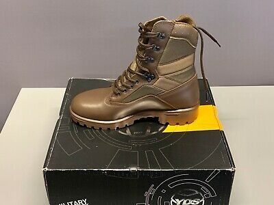 £39.99 • Buy NEW British Army-Issue YDS Brown Kestrel Men's Patrol Boots. Size 6M. 2014.