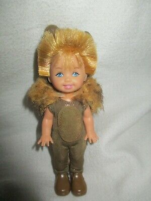£16.99 • Buy Mattel Barbie Kelly Tommy Doll As Ivan The Porcupine From SWAN LAKE