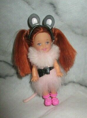 £10.99 • Buy Barbie Swan Lake Movie Shelly/Kelly Mouse Doll 2003