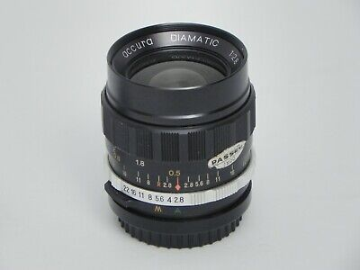 $24.99 • Buy Accura Diamatic  1:2.8 F=35mm Lens And Both Caps Japan Quality