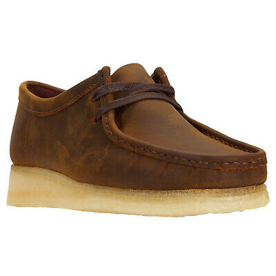 £104.60 • Buy Clarks Originals Mens Shoes Wallabee. Casual Low-Profile Lace-Up Leather