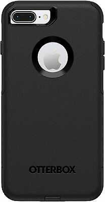 AU29.65 • Buy OtterBox Commuter Smooth Case For IPhone 8 Plus & 7 Plus - Black - Easy Open Box