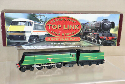 HORNBY R265 SOUTHERN SR 4-6-2 WEST COUNTRY CLASS LOCOMOTIVE 21C119 BIDEFORD Nz • 74.50£