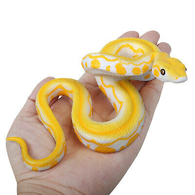 Large Realistic Rubber Snake, Prank Snake Toy,High Simulation Model Toy Funny • 5.99£