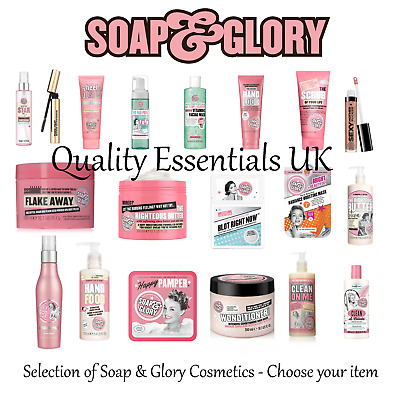 Soap And Glory Various Beauty Items Soap & Glory Bath Body Gift Items - Choose • 9.95£