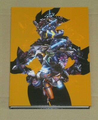 AU282.71 • Buy The Art Of Overwatch Limited Edition - Signed By Art Team Devs Blizzard Rare