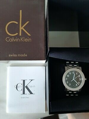 £120 • Buy Calvin Klein Mens Watch K8111
