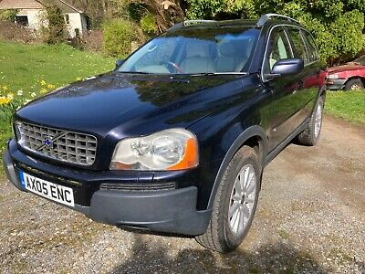 2005 Volvo Xc90 Executive Automatic 2.4 Diesel 7 Seater Mot Until March 2022 • 2,600£