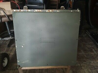 $299.95 • Buy M37 M35 Military Truck Aluminum Communication Shelter Electrical Junction Box
