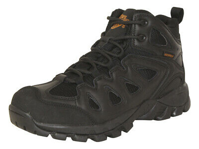$ CDN116.02 • Buy Harley-Davidson Men's Woodridge Waterproof Black Hiking Boots Shoes