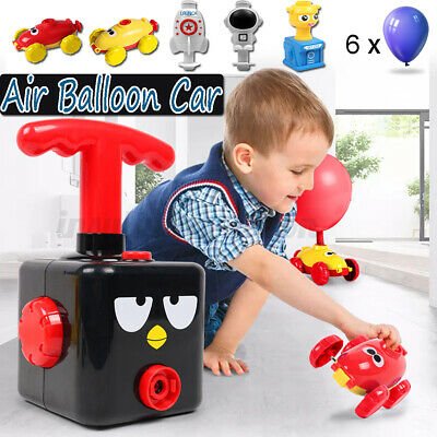 AU29.97 • Buy Fun Inertia Balloon Launcher & Powered Car Toys Set For Kids Game Experiment ¿