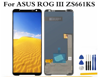 AU285.87 • Buy LCD Display Touch Screen For ASUS ROG 1 2 3 ZS660KL / ZS600KL / ZS661KS ZS661KL