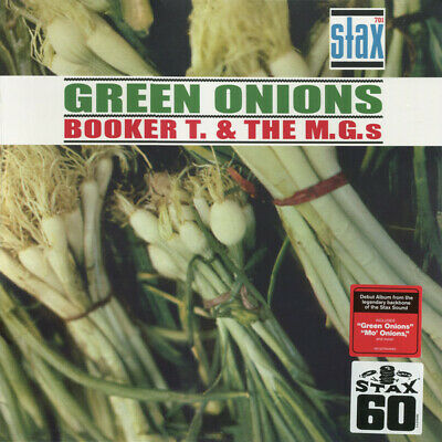 Booker T And The M.G.'s Green Onions Sealed 180g Vinyl LP  • 18.95£