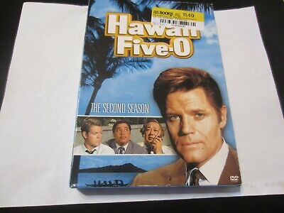 AU5.51 • Buy Hawaii Five-0 DVD The Second Season