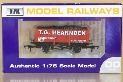 $ CDN35.25 • Buy DAPOL T G HEARNDEN LONDON ROAD SOUTHBORO 5 PLANK WAGON 5 LIMITED EDITION Ns