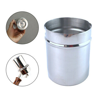 $11.67 • Buy 58mm Coffee Dosing Cup Sniffing Mug Grinder Assistant Kitchen Tools Silver
