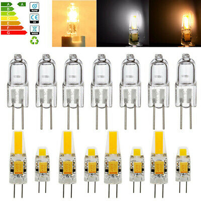 AU3.77 • Buy Dimmable G4 LED Bulbs 3W 6W 20W Capsule Light Lamp Replace Halogen Bulb AC/DC12V