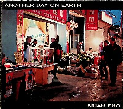 BRIAN ENO- Another Day On Earth CD (2005 Digipak) • 4.99£