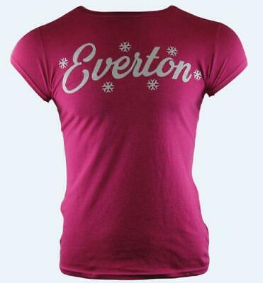 Everton Official Womens T-Shirt • 7.99£