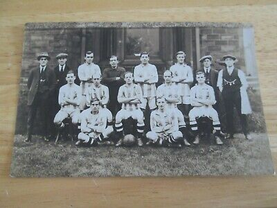 £3.99 • Buy Postcard Of Football Team (Unknown Location/date) Unposted