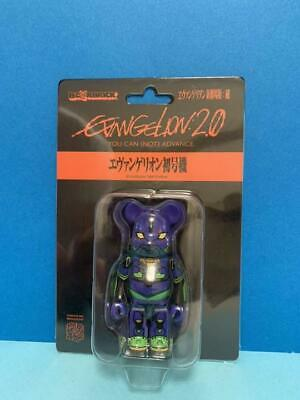 $912 • Buy Medicom Toy  BE@RBRICK Evangelion Unit 1 100% New From Japan