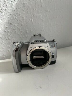 £11 • Buy Canon EOS 300V 35mm SLR Film Camera Body Only - UNTESTED